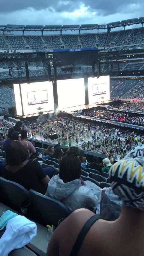 MetLife Stadium, sección: 236, fila: 7, asiento: 7