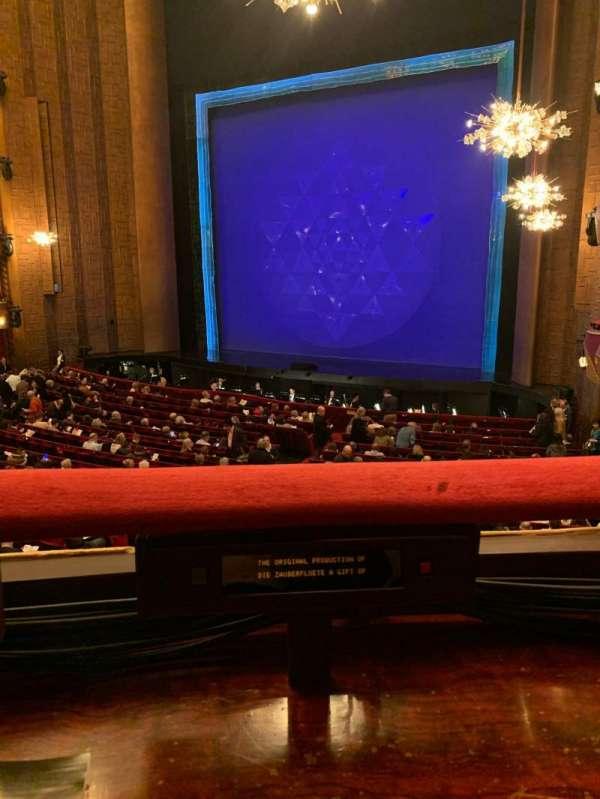 Metropolitan Opera House - Lincoln Center, sección: Parterre 16, fila: 1, asiento: 2