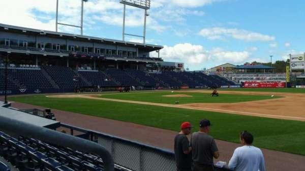 PNC Field, sección: 14, fila: 5, asiento: 16