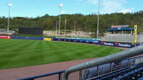 PNC Field, sección: 14, fila: 5, asiento: 1