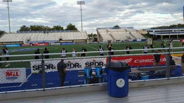 James M. Shuart Stadium, sección: 3, fila: 3, asiento: 20