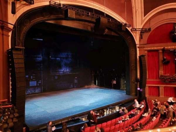 Broadway Theatre - 53rd Street, sección: FMEZO, fila: A, asiento: 12