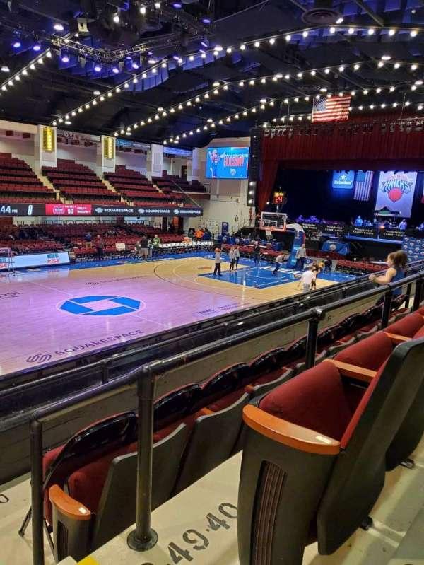 Westchester County Center, sección: 50RGT, fila: C, asiento: 50