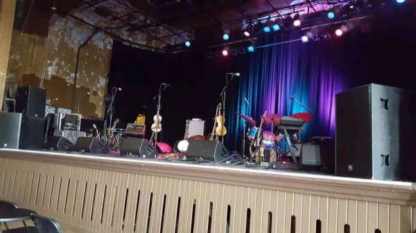 Turner Hall Ballroom, sección: GA