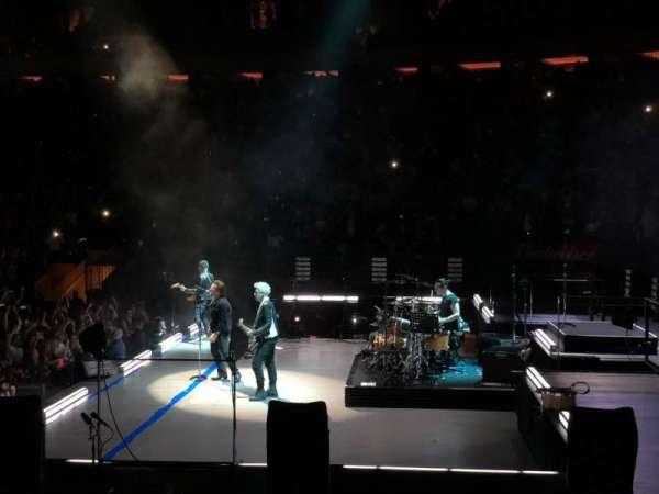 Madison Square Garden, sección: 110, fila: 6, asiento: 2