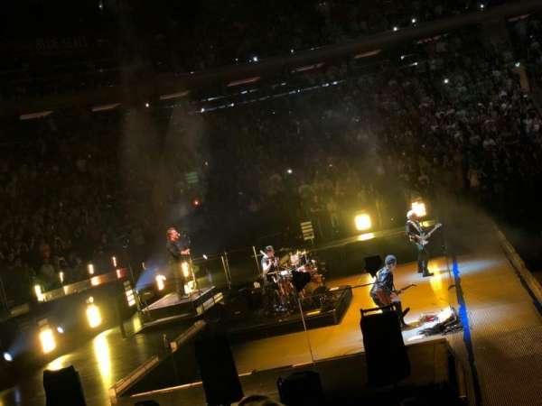 Madison Square Garden, sección: 115, fila: 7, asiento: 6