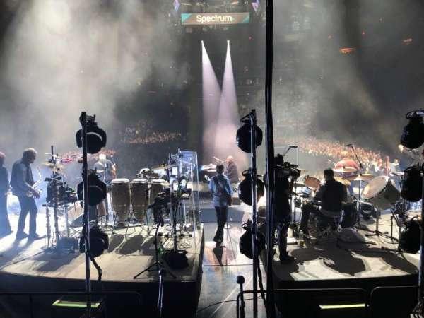 Madison Square Garden, sección: 112, fila: 6, asiento: 7