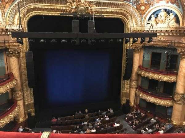 Emerson Colonial Theatre, sección: Balcony, fila: B, asiento: 113