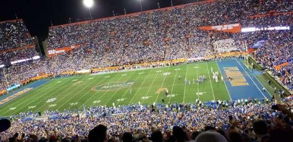 Ben Hill Griffin Stadium, sección: 5, fila: 88, asiento: 26