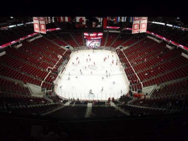 PNC Arena, sección: 333, fila: L, asiento: 13