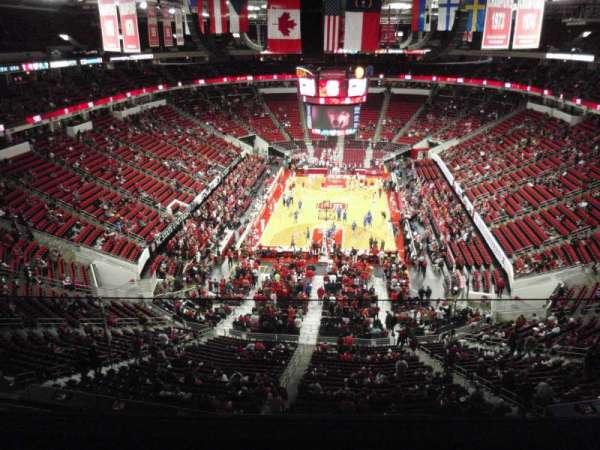 PNC Arena, sección: 333, fila: D, asiento: 8