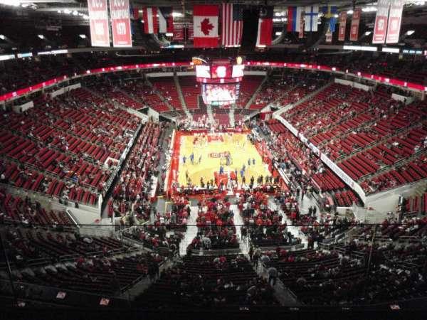 PNC Arena, sección: 333, fila: D, asiento: 24