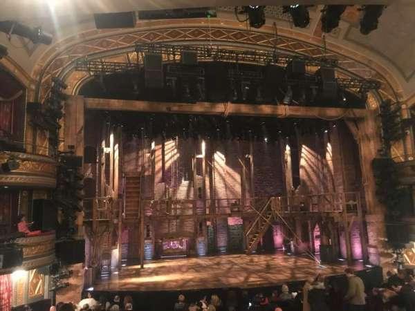 Richard Rodgers Theatre, sección: Orchestra L, fila: P, asiento: 3