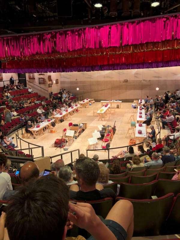 Circle in the Square Theatre, sección: Orchestra 100 (Even), fila: K, asiento: 112