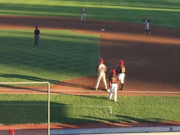 Scotiabank Field, sección: 1, fila: 12, asiento: 12