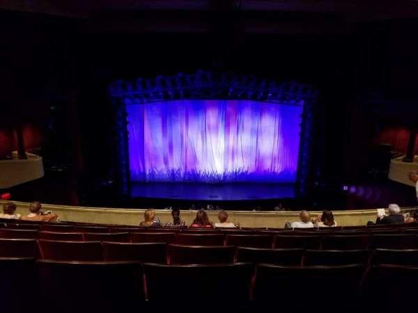 Marquis Theatre, sección: Mezzanine C, fila: H, asiento: 108