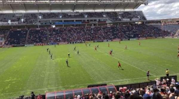 SeatGeek Stadium, sección: 128, fila: 20, asiento: 15