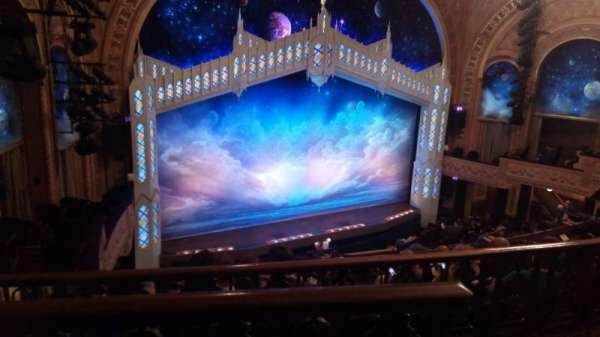 Eugene O'Neill Theatre, sección: Mezz, fila: F, asiento: 5