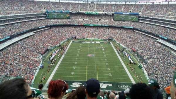 MetLife Stadium, sección: 326, fila: 16, asiento: 13