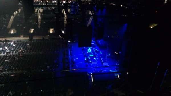 Madison Square Garden, sección: 314, fila: BS3, asiento: 16