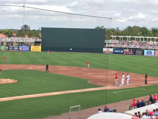 Hammond Stadium at CenturyLink Sports Complex, sección: 207, fila: 7, asiento: 7