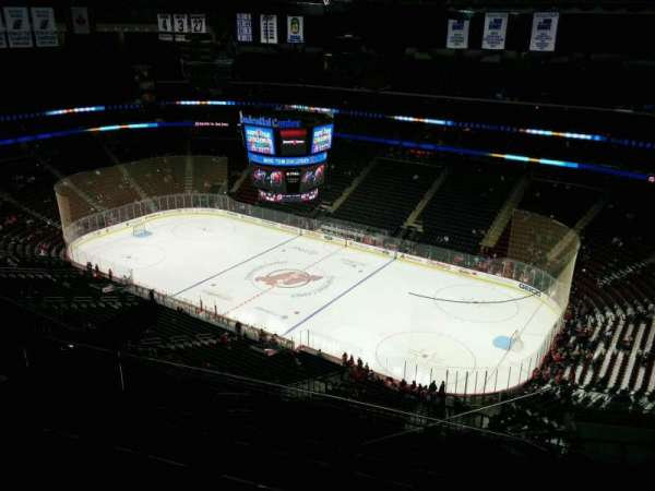 Prudential Center, sección: 215, fila: 7, asiento: 7