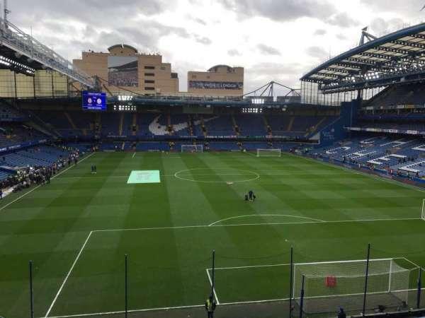 Stamford Bridge, sección: Matthew Harding Upper 13, fila: G, asiento: 109