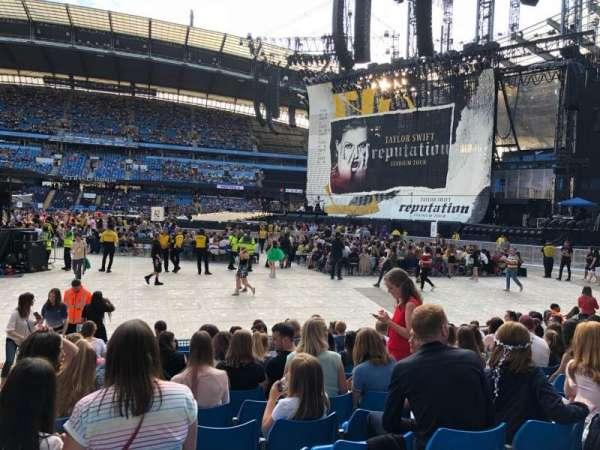 Etihad Stadium (Manchester), sección: 104, fila: K, asiento: 89