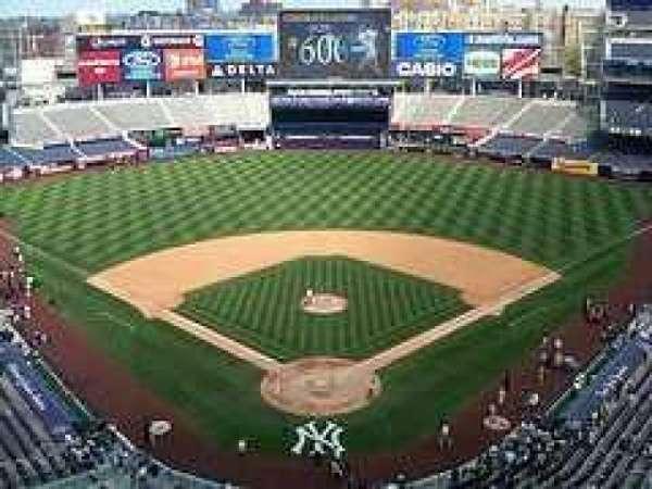 Yankee Stadium, sección: Upper Deck