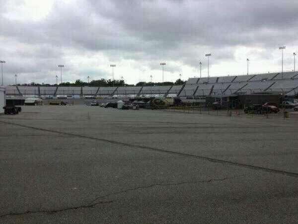 Richmond International Raceway, sección: Infield