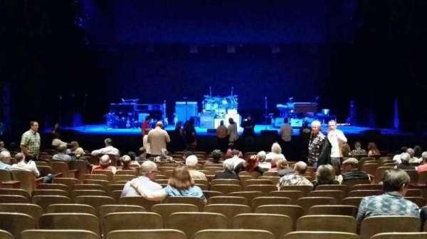 Keller Auditorium, sección: Orchestra C, fila: R, asiento: 7
