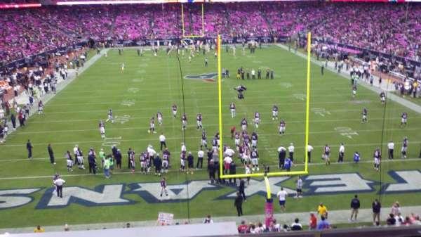 NRG Stadium, sección: 352, fila: C, asiento: 11