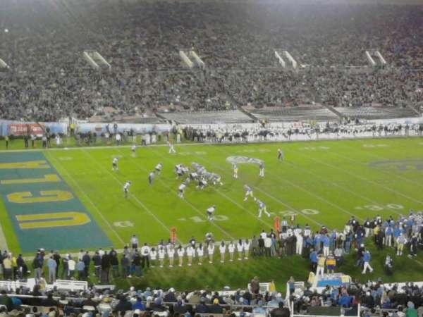 Rose Bowl, sección: 2-L, fila: 71, asiento: 5