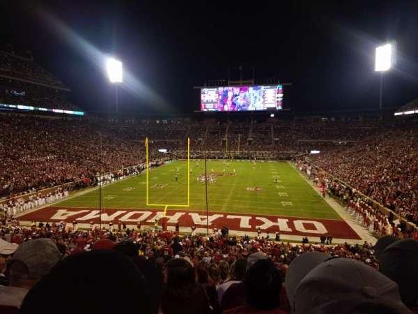 Gaylord Memorial Stadium, sección: 17, fila: 51, asiento: 16
