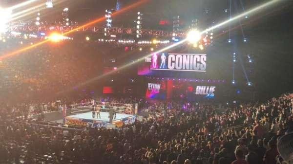 Scotiabank Arena, sección: 122, fila: 21, asiento: 14