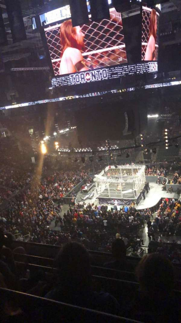 Scotiabank Arena, sección: 320, fila: 5, asiento: 9