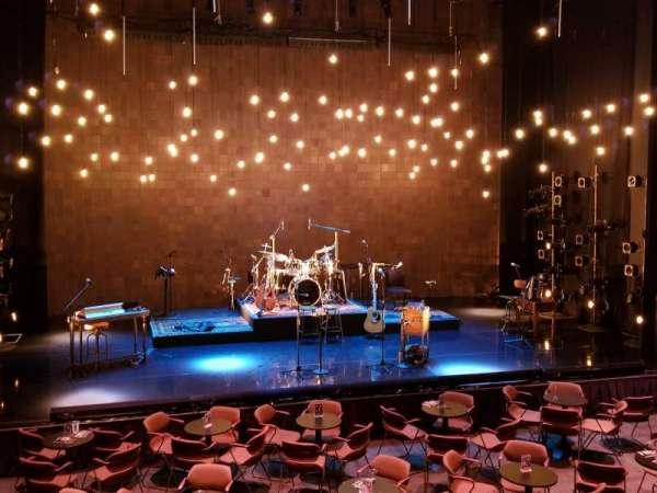 Jaeb Theater at The Straz , sección: Mezzanine, fila: G, asiento: 17