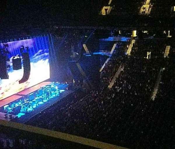Barclays Center, sección: 223, fila: wc, asiento: 2