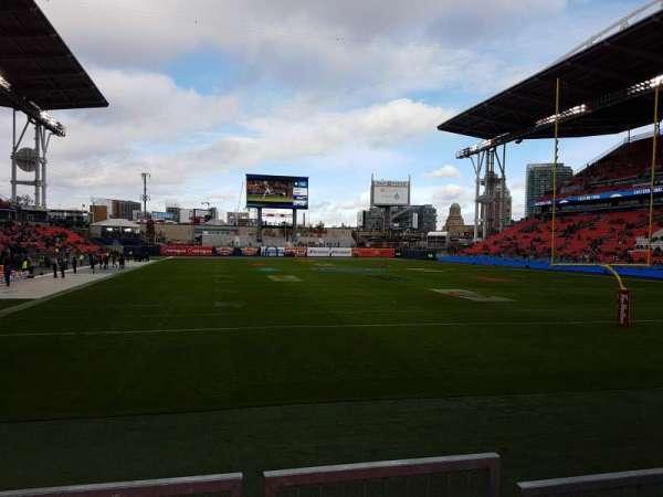 BMO Field, sección: 116, fila: 9, asiento: 9