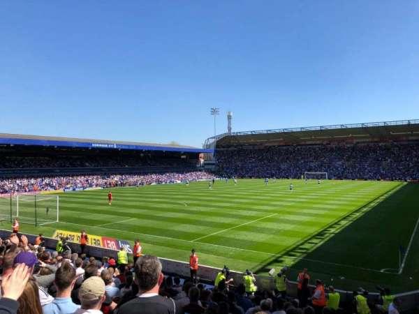 St Andrew's Stadium, sección: GML1, fila: 18, asiento: 25