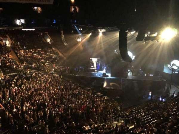 Scotiabank Arena, sección: 321, fila: 1, asiento: 19
