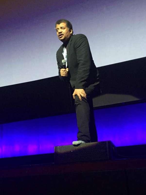 Dolby Theatre, sección: PIT, fila: BBB, asiento: 14
