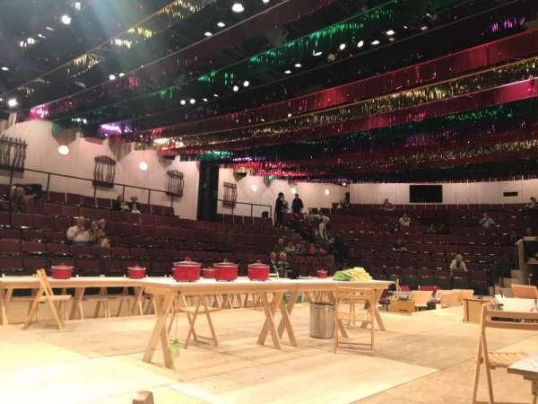 Circle in the Square Theatre, sección: Orchestra 400 (Odd), fila: FL, asiento: 411