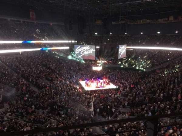 T-Mobile Arena, sección: 217, fila: A, asiento: 9