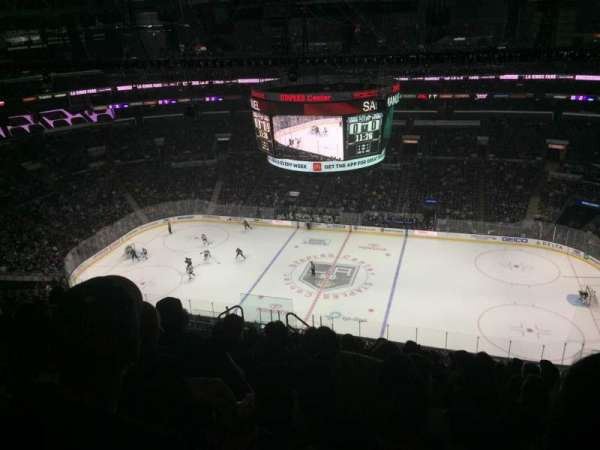 Staples Center, sección: 317, fila: 12, asiento: 8