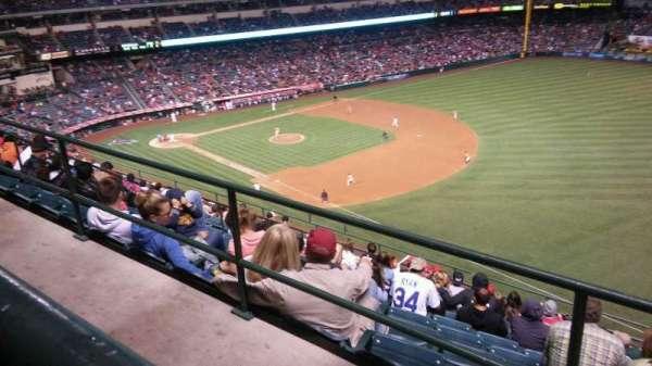Angel Stadium, sección: V532
