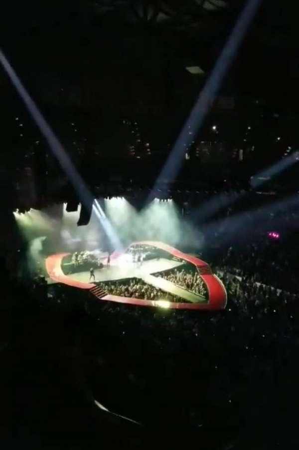 TD Garden, sección: Bal 313, fila: 10, asiento: 9&10