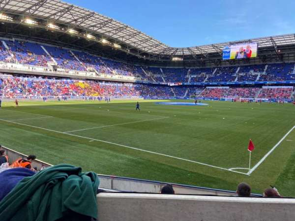 Red Bull Arena (New Jersey), sección: 115, fila: 5, asiento: 6