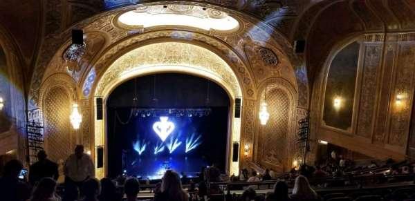 Paramount Theatre (Seattle), sección: Mezzanine 34, fila: z, asiento: 2
