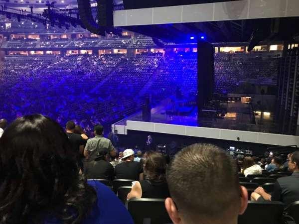 Pepsi Center, sección: 144, fila: 19, asiento: 15